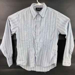 Fender Medium Embroidered L/S Button Down Shirt